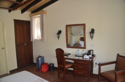 Room 60, Lion Hill Lodge