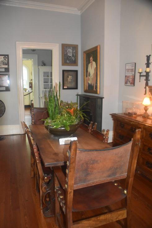 Dining Room, Hemingway House