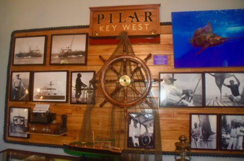 Story of Pilar, Hemingway House