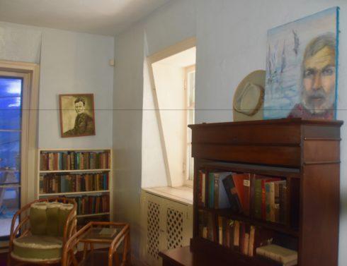 Writing Studio 2, Hemingway House