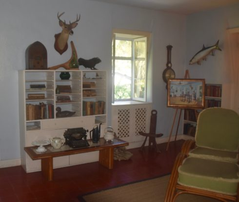 Writing Studio 3, Hemingway House