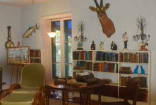 Writing Studio, Hemingway House