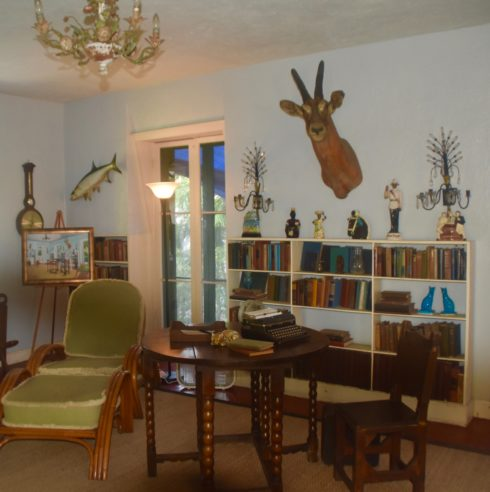 Writing Studio, Hemingway House