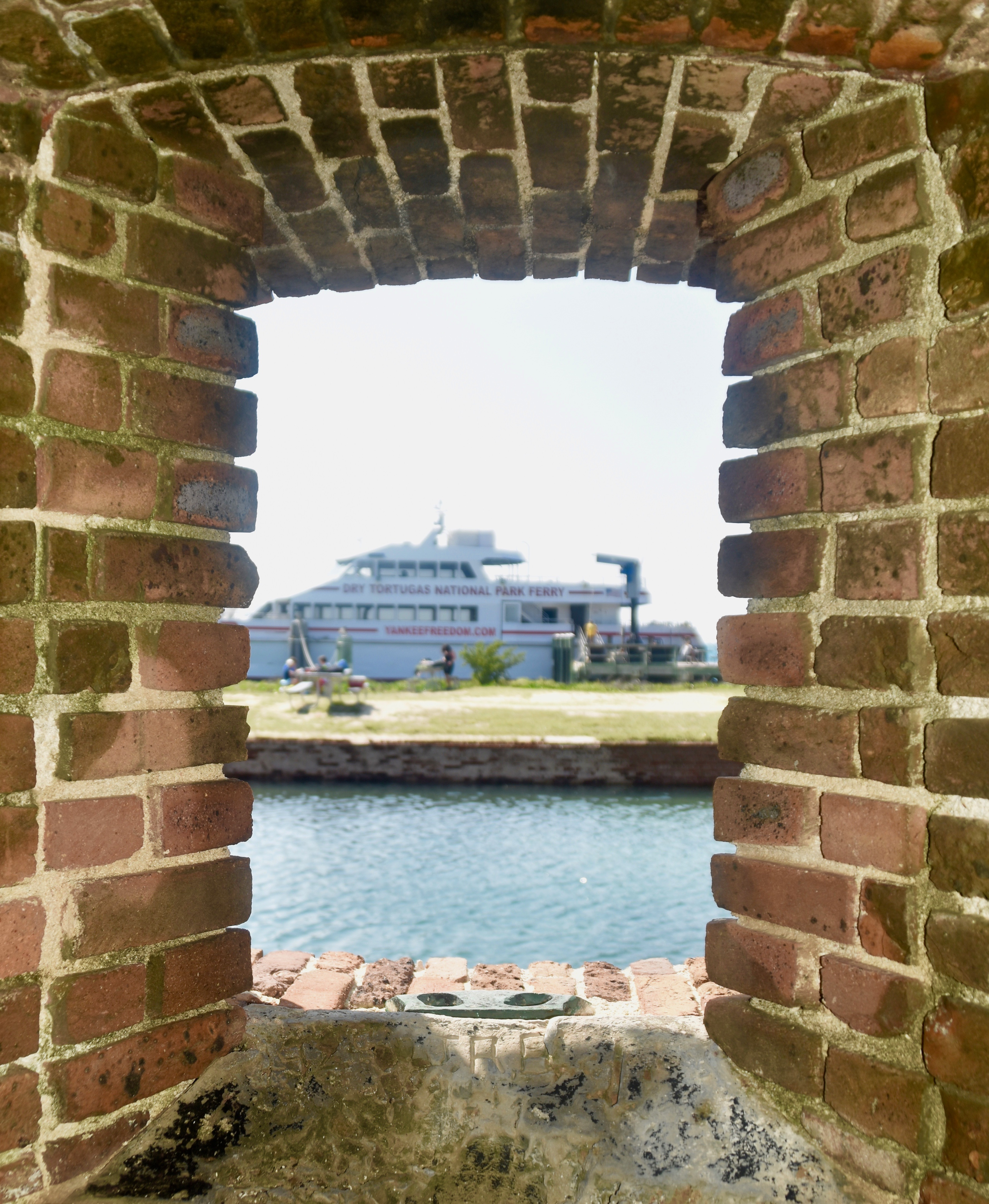 Yankee Freedom from Fort Jefferson, Dry Tortugas