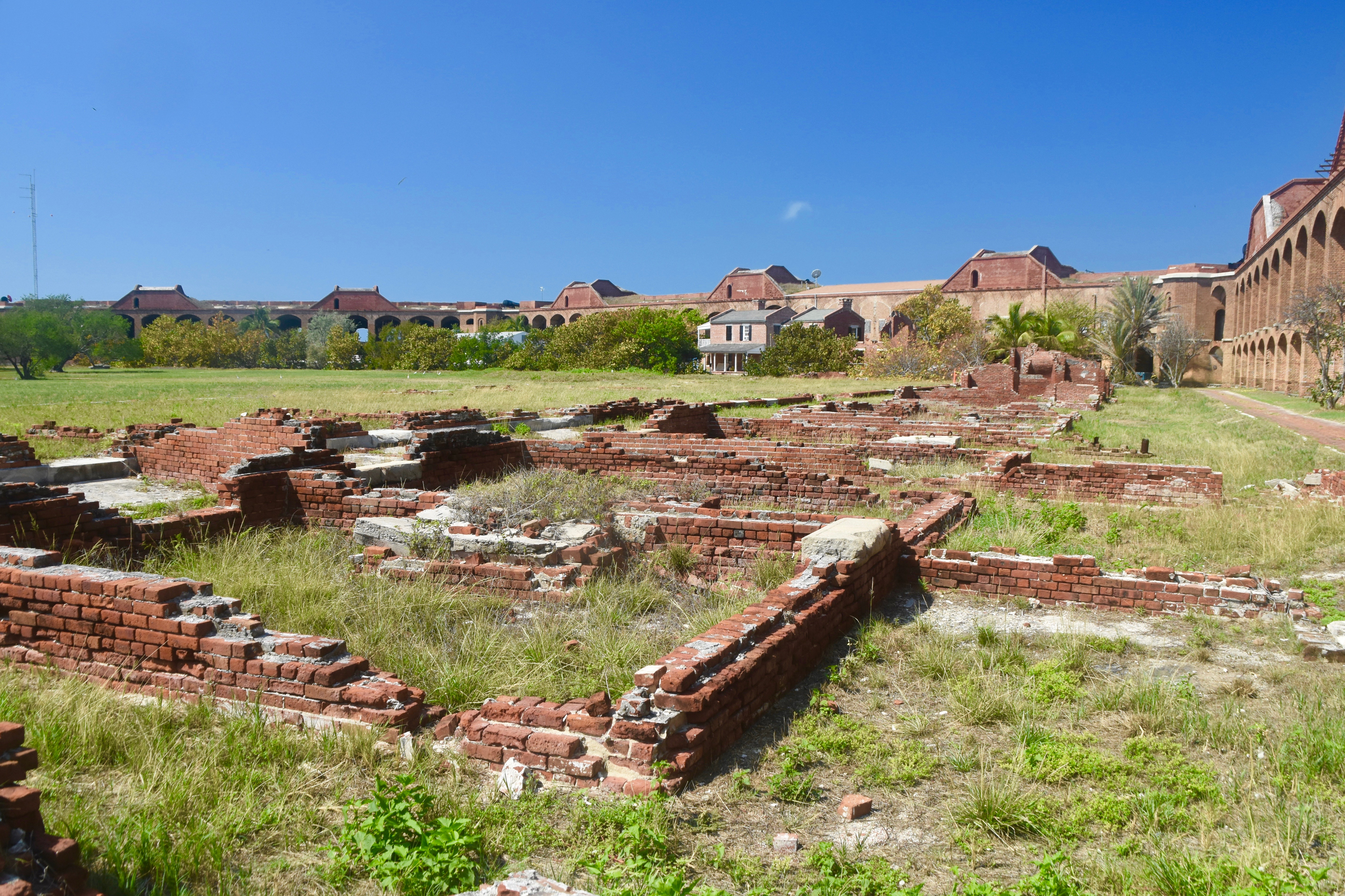 Officer's Quarters, Dry Tortugas