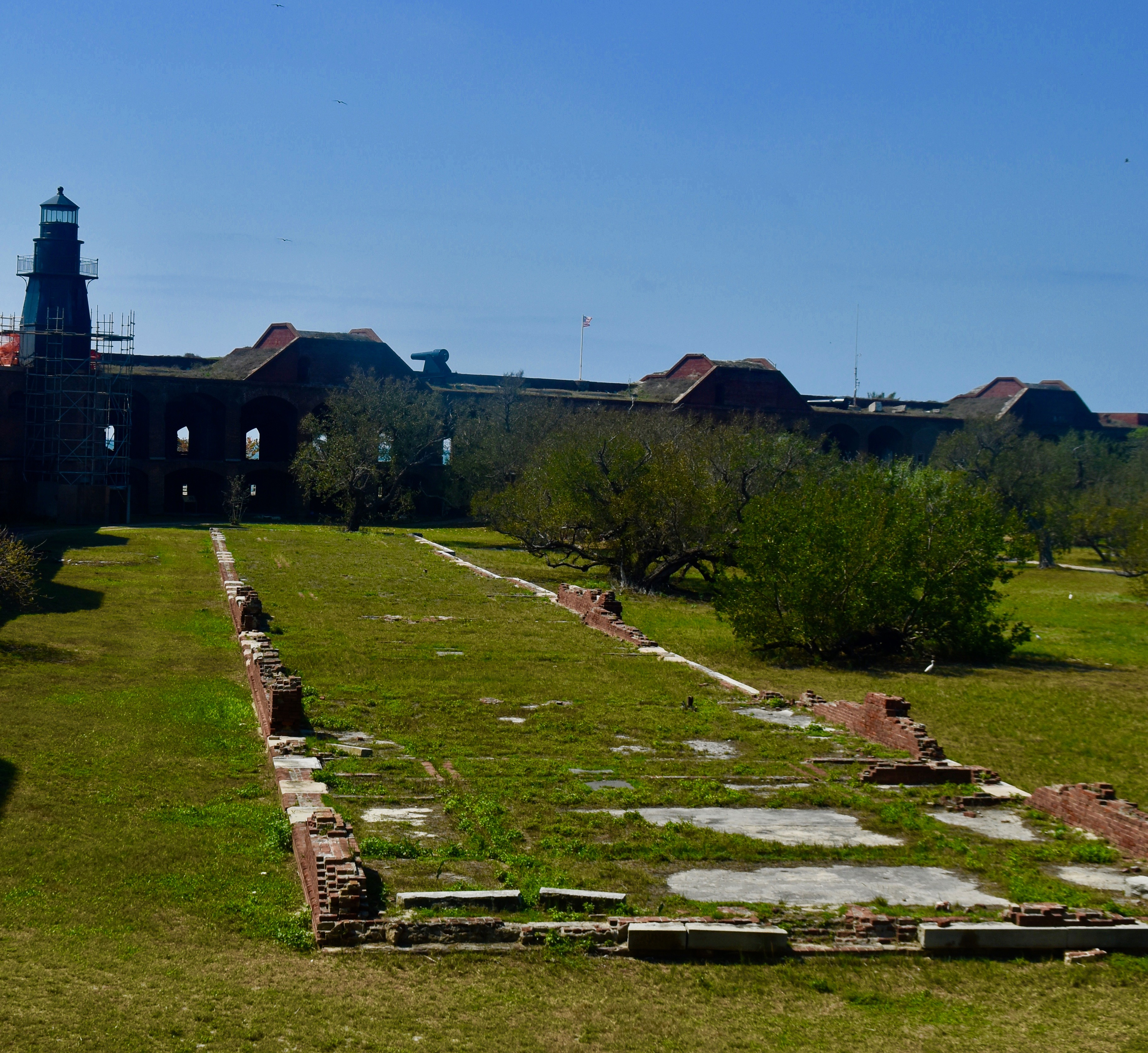 The Hospital, Dry Tortugas