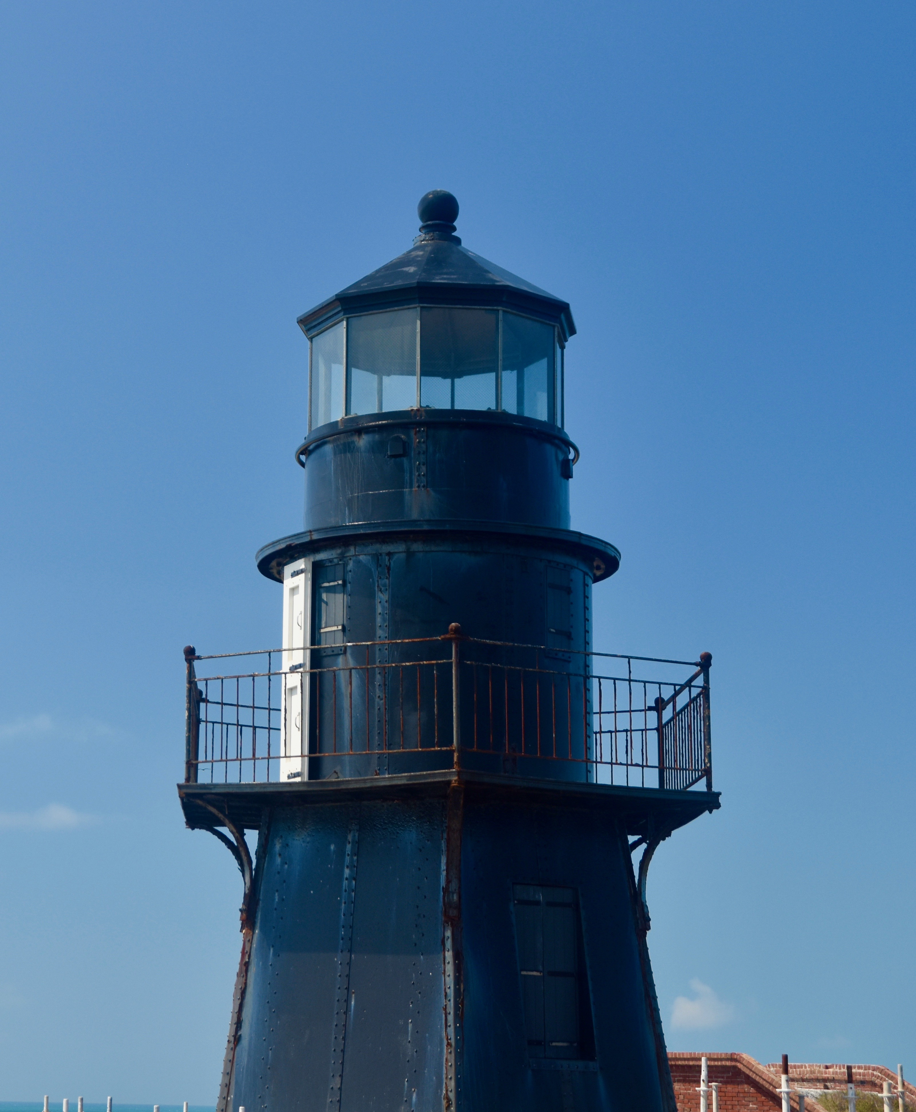 Fort Jefferson Lighthouse, Dry Tortugas