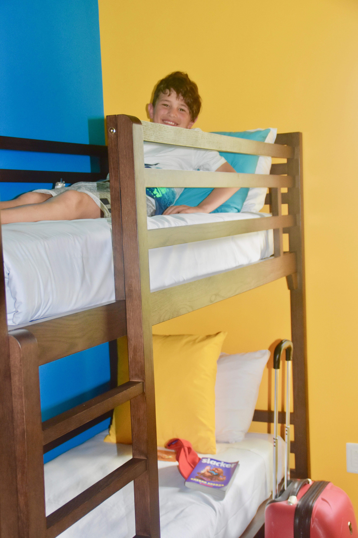 Bunk Beds, Legoland Florida