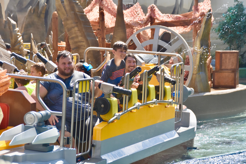 Chima Ride, Legoland Florida