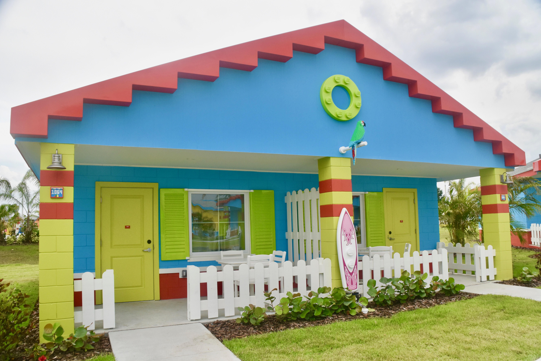 Legoland Beach Resort Cottage, Legoland Florida