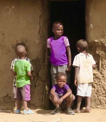Masai Children