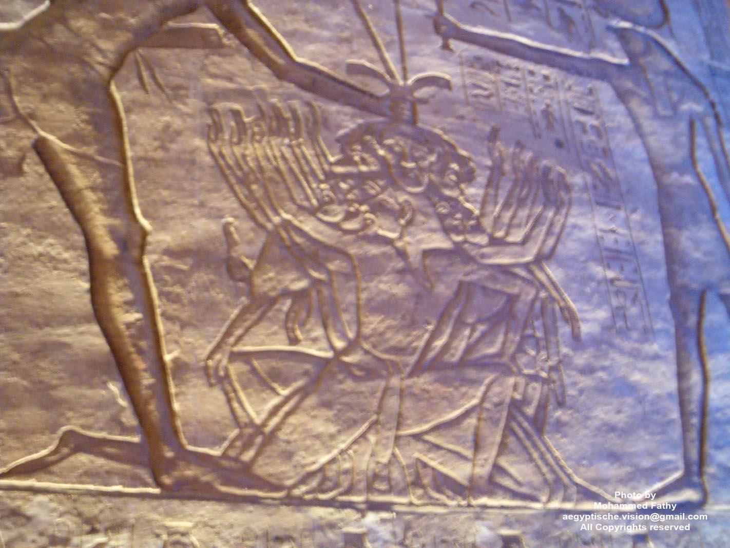 Abu Simbel Interior 5