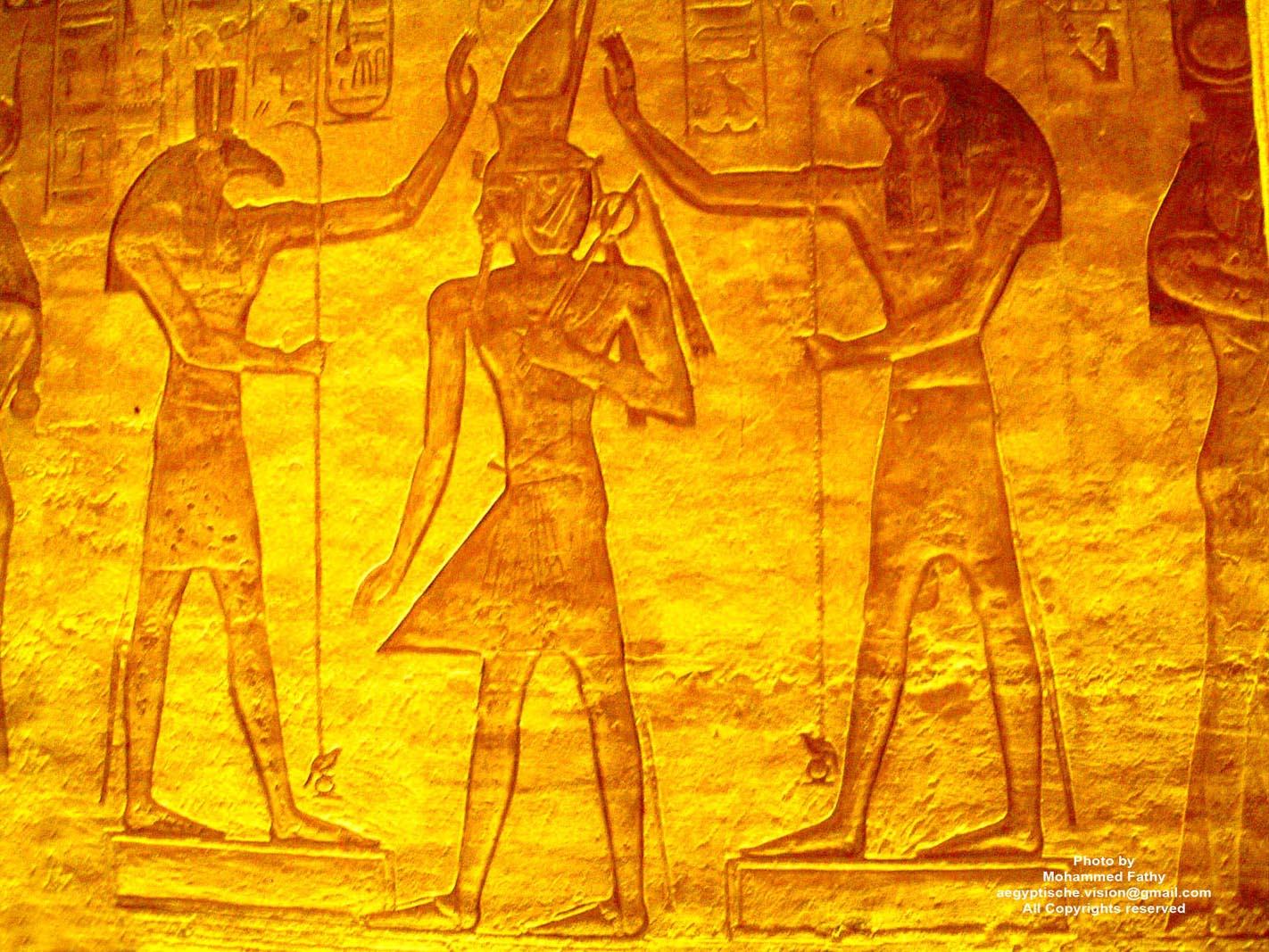Abu Simbel Interior 2
