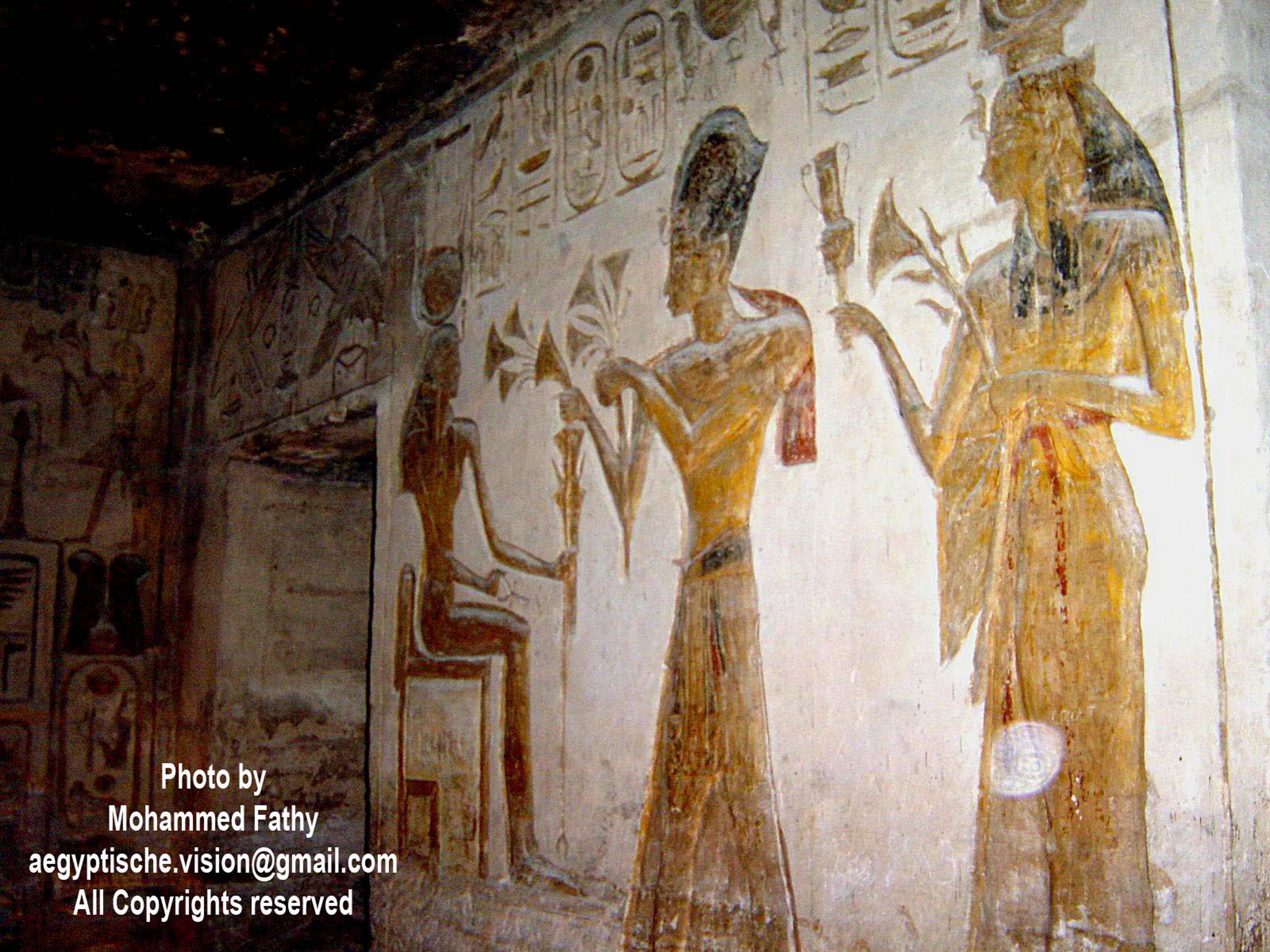 Abu Simbel Interior 3