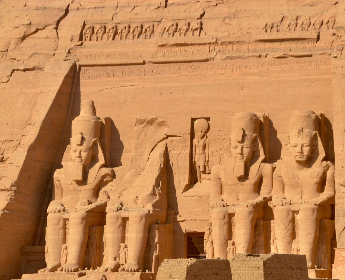 Abu Simbel Photo