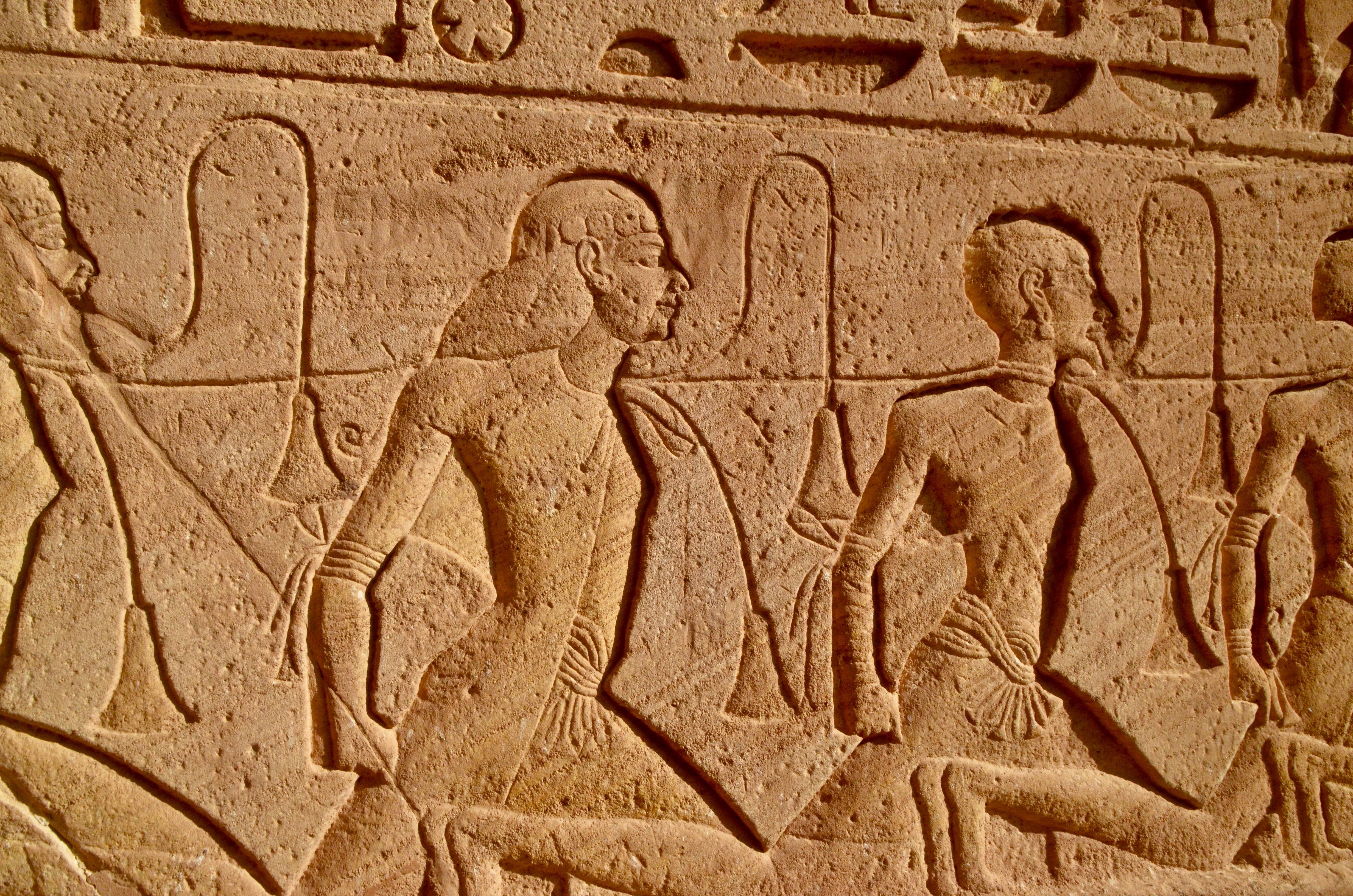 Hittite Prisoners, Abu Simbel