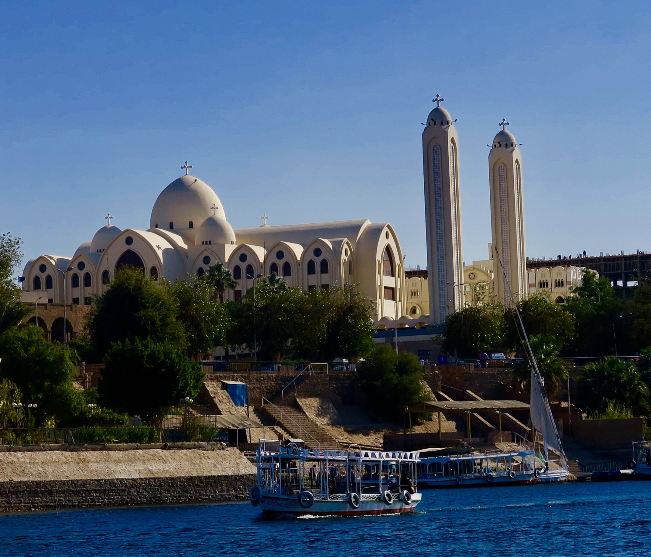 Coptic Cathedral, Aswan