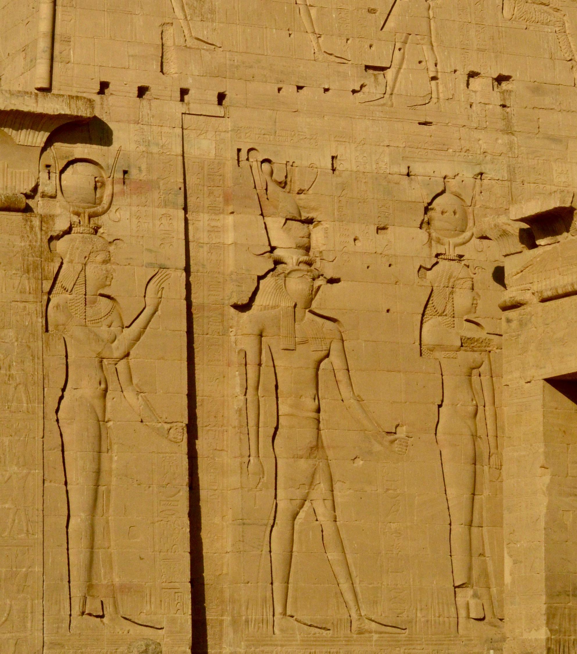 Isis & Horus