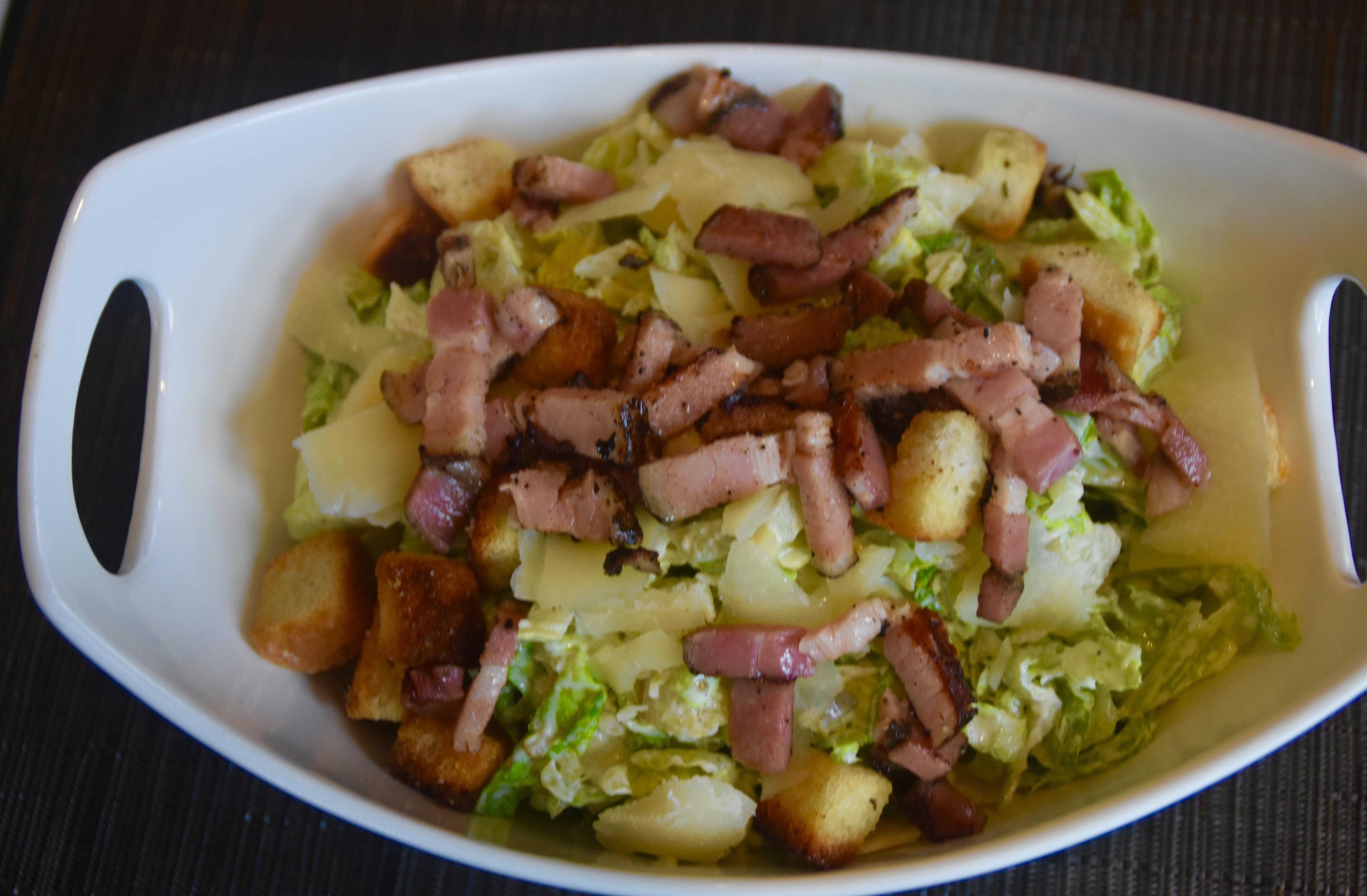 La Tempete Caesar Salad