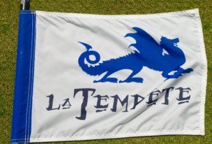 La Tempete Flag, La Tempete