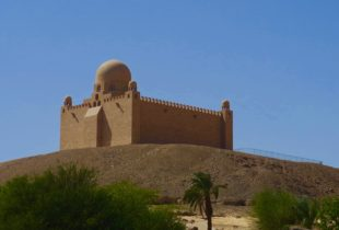 Mausoleum of Aga Khan, Aswan
