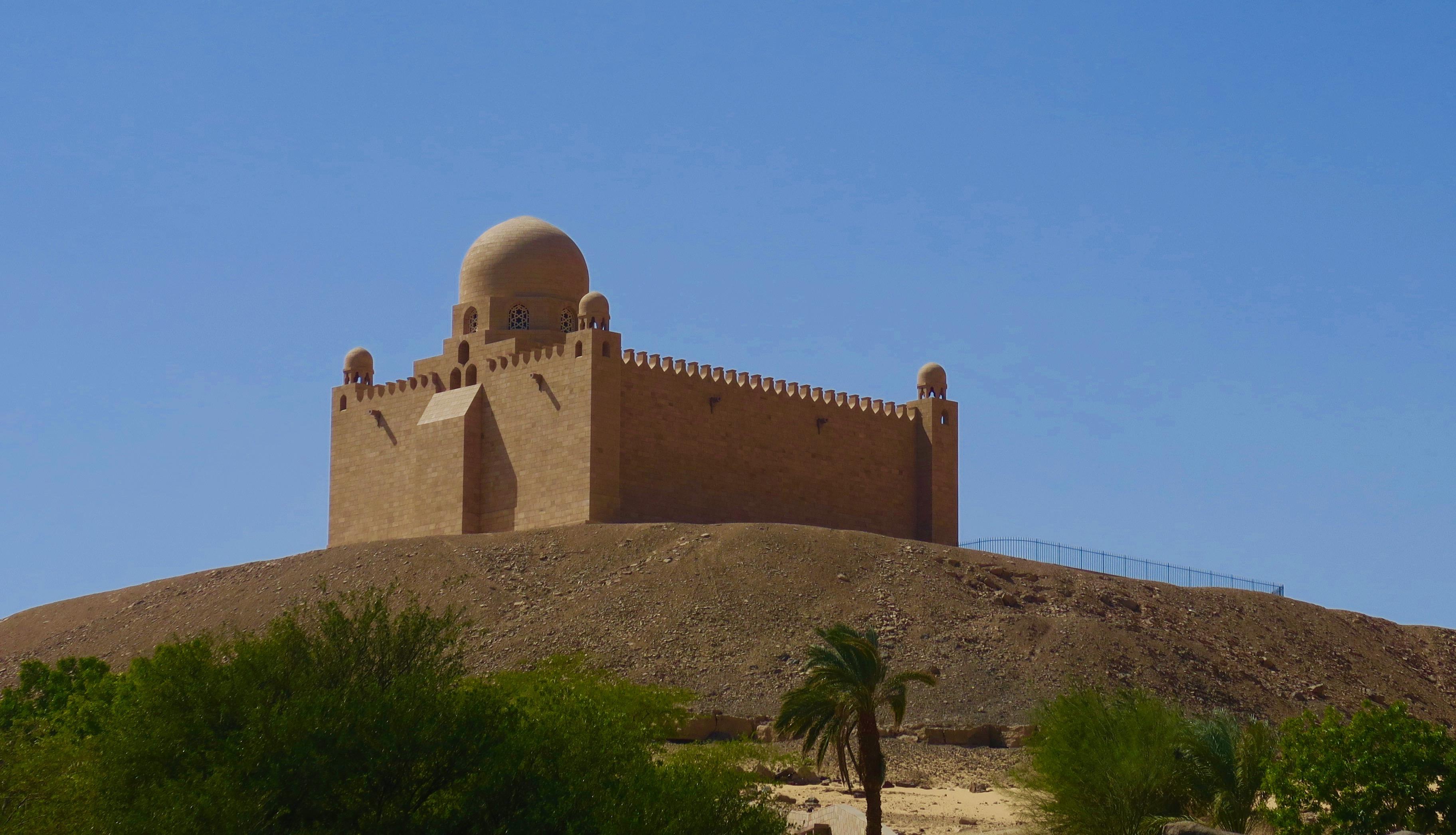 Mausoleum of Aga Khan, Aswan