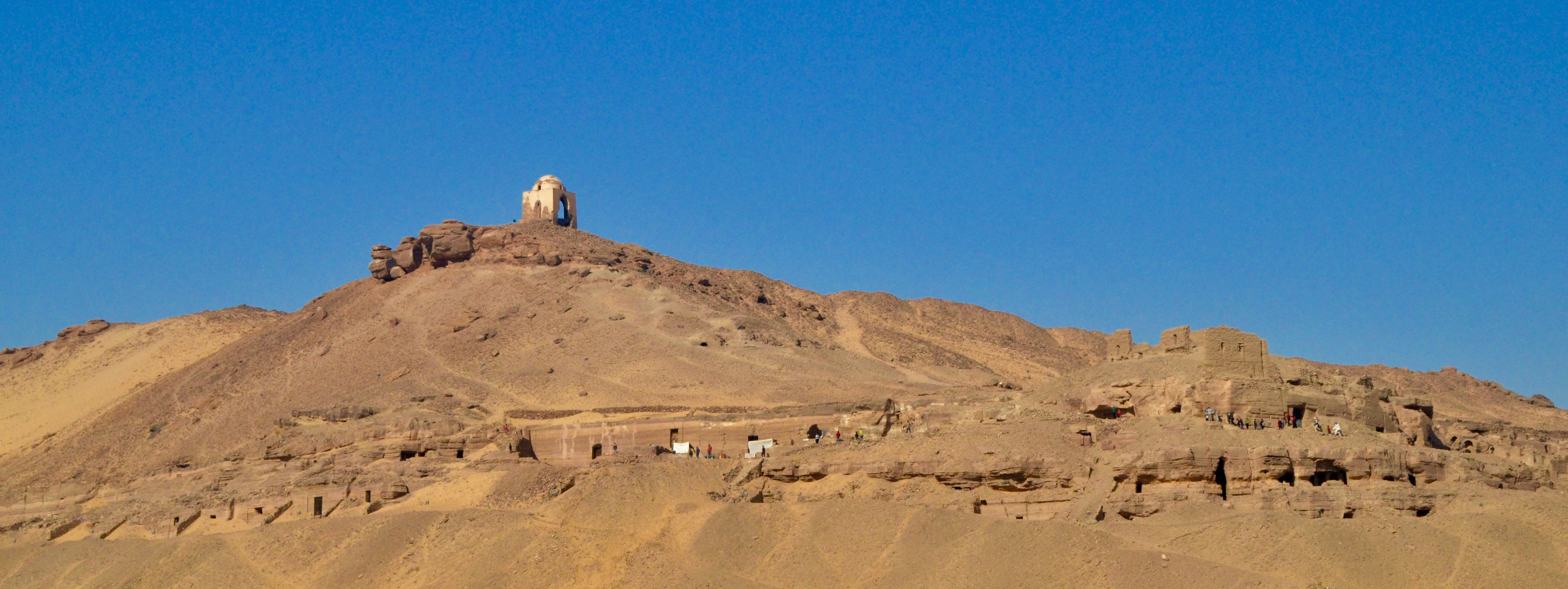 Shia Mausoleum & Pharaonic Tombs, Aswan