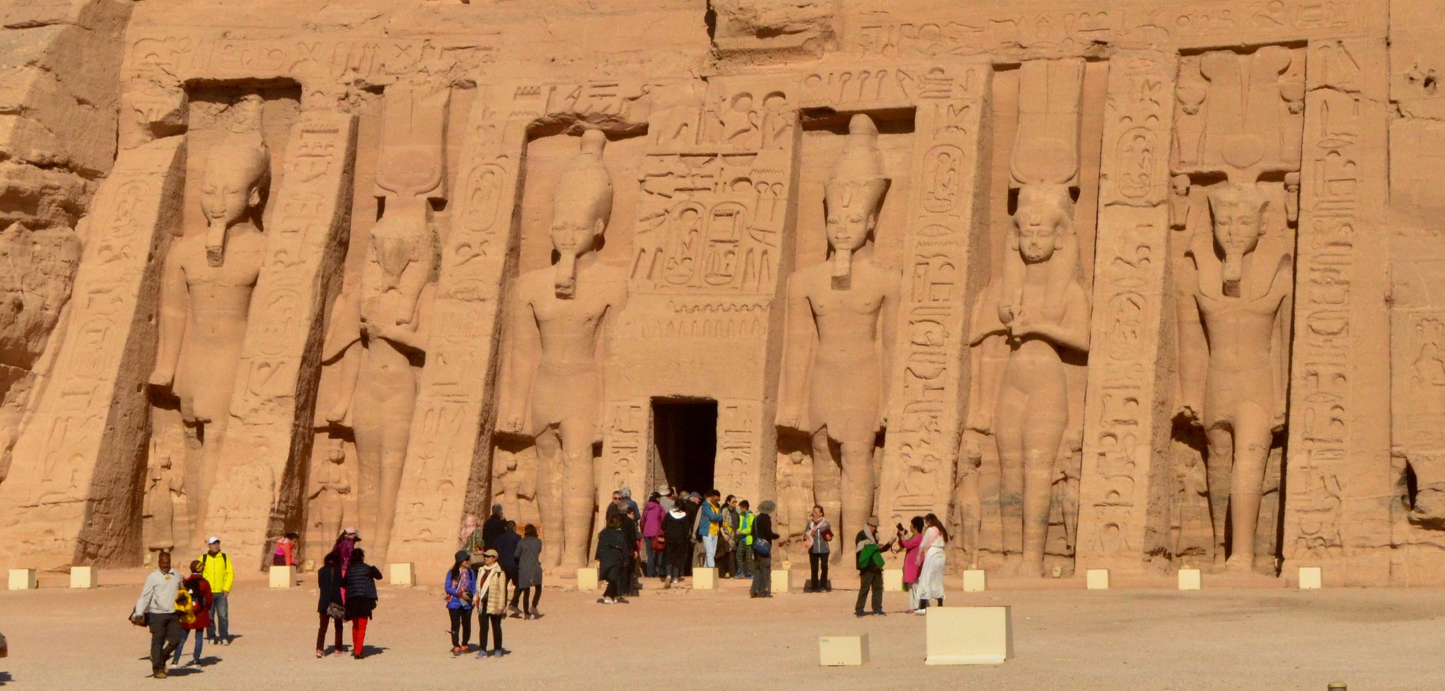 Temple of Nefertari, Abu Simbel