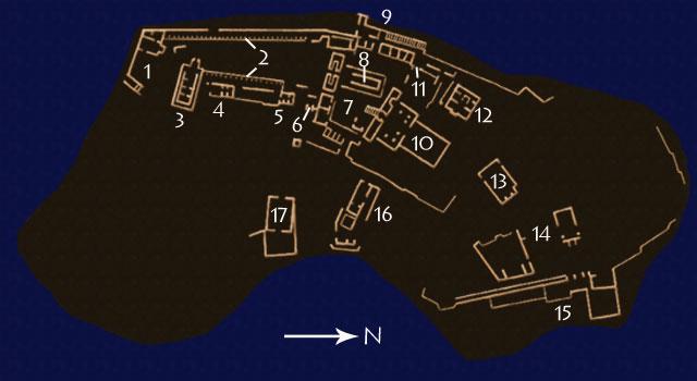 Philae Temples on Philae