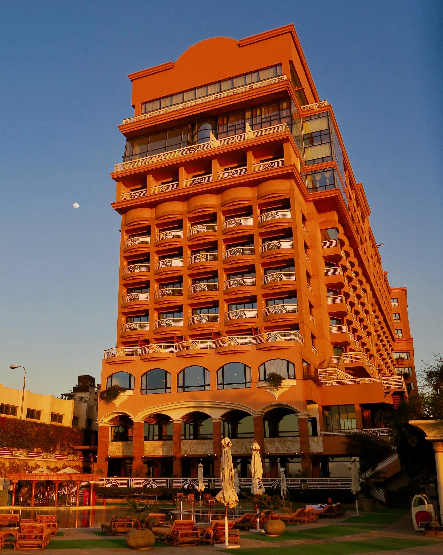 Sonesta St. George Hotel, Luxor