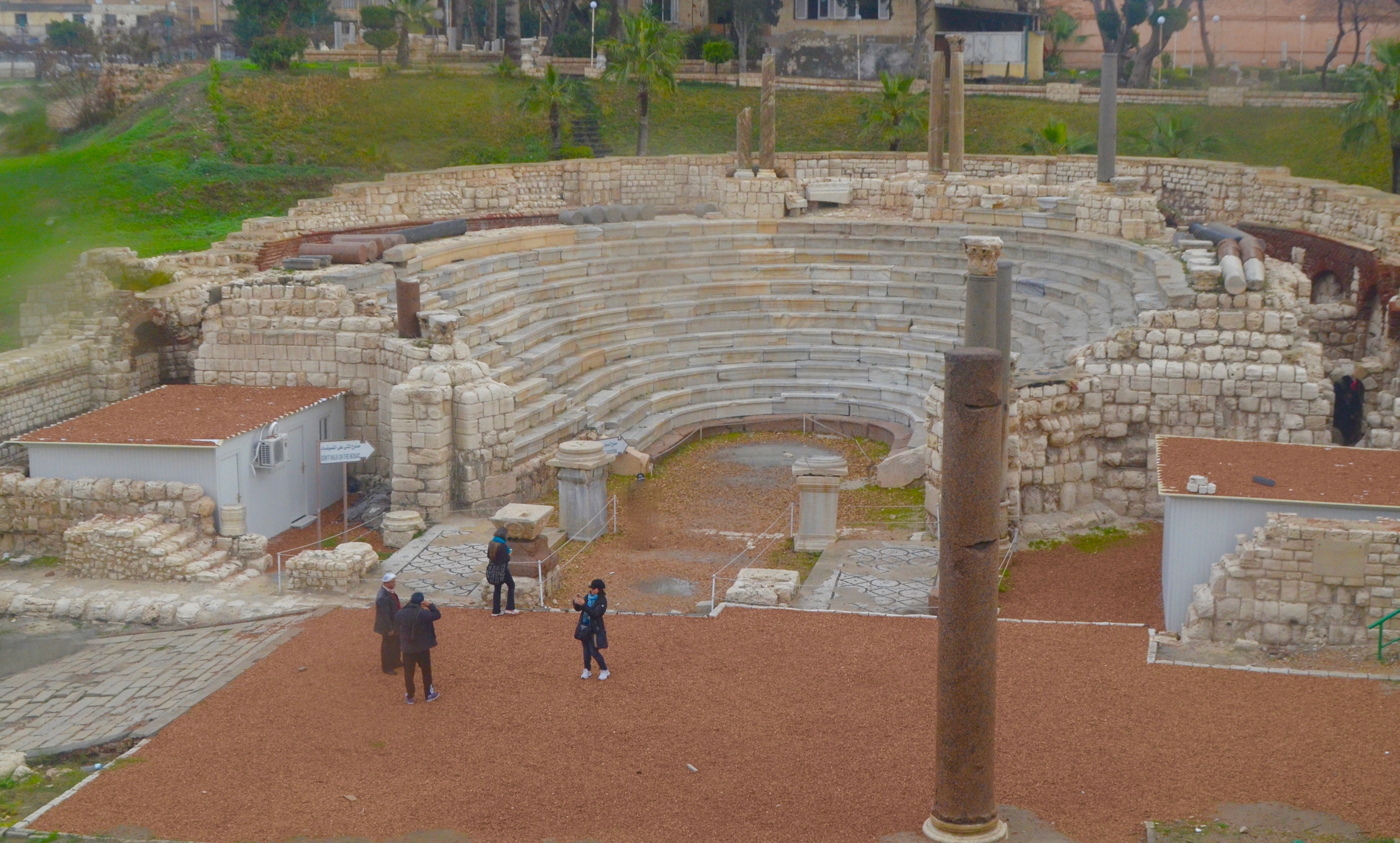 Amphitheatre of Alexandria