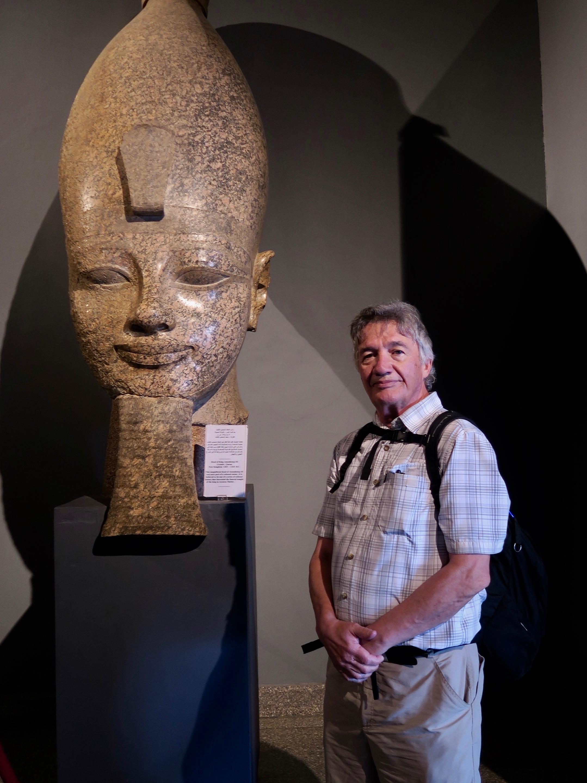 Head of Amenhotep III