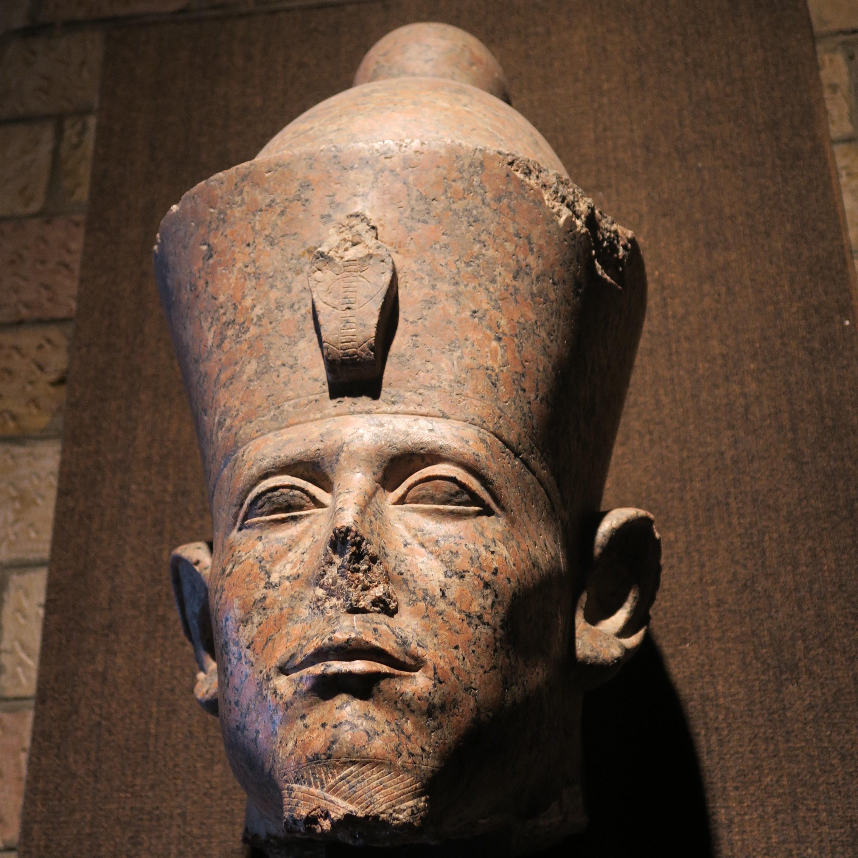 Head of Sesostris