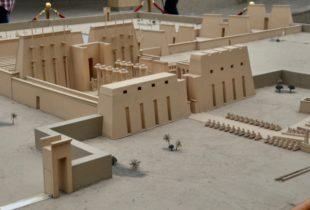 Model of Karnak