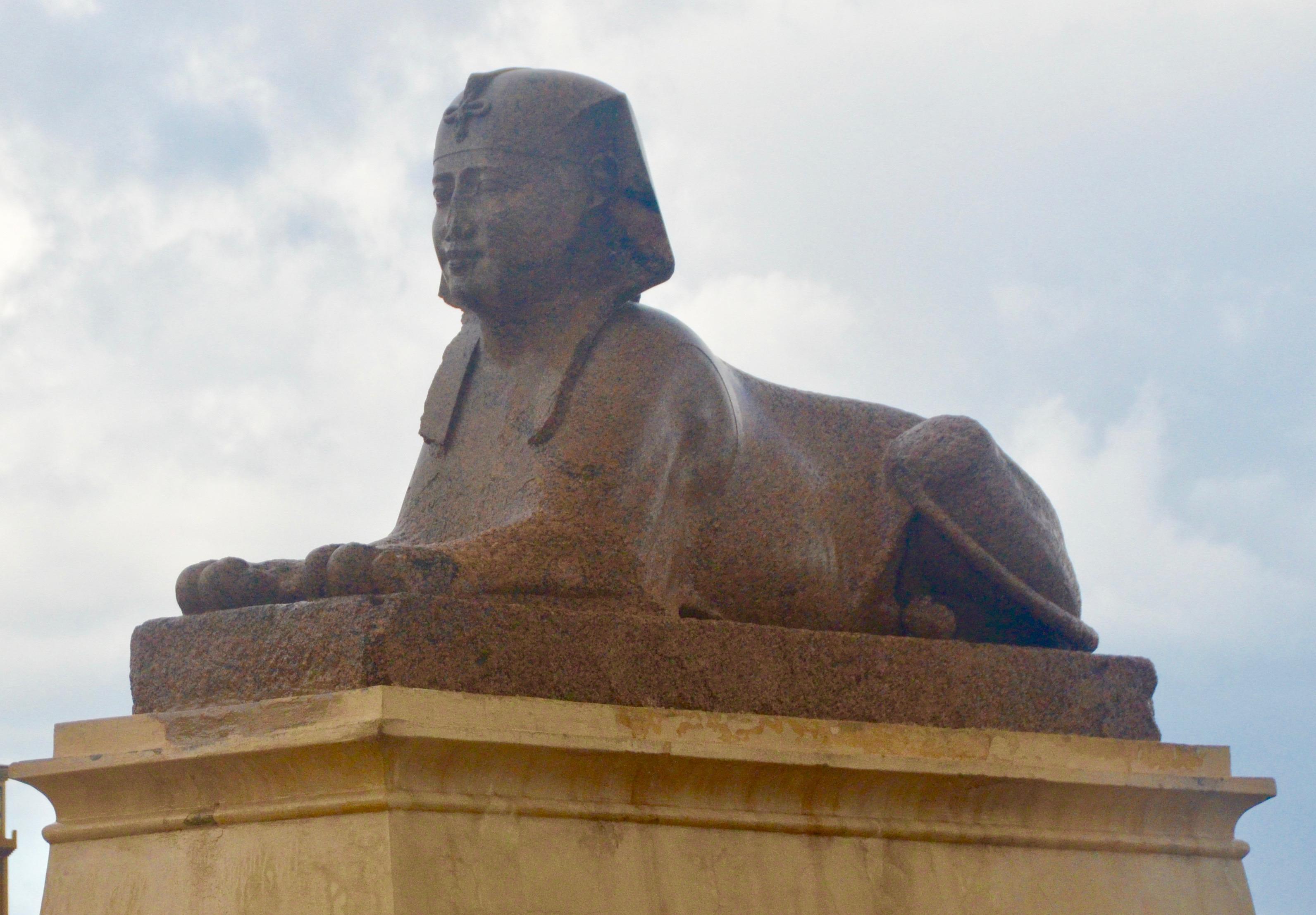 Queen Hatshepsut Sphinx, Alexandria