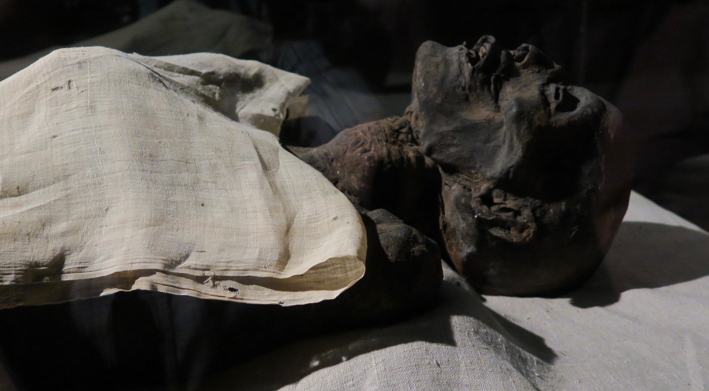 Ramses I? Luxor Museum