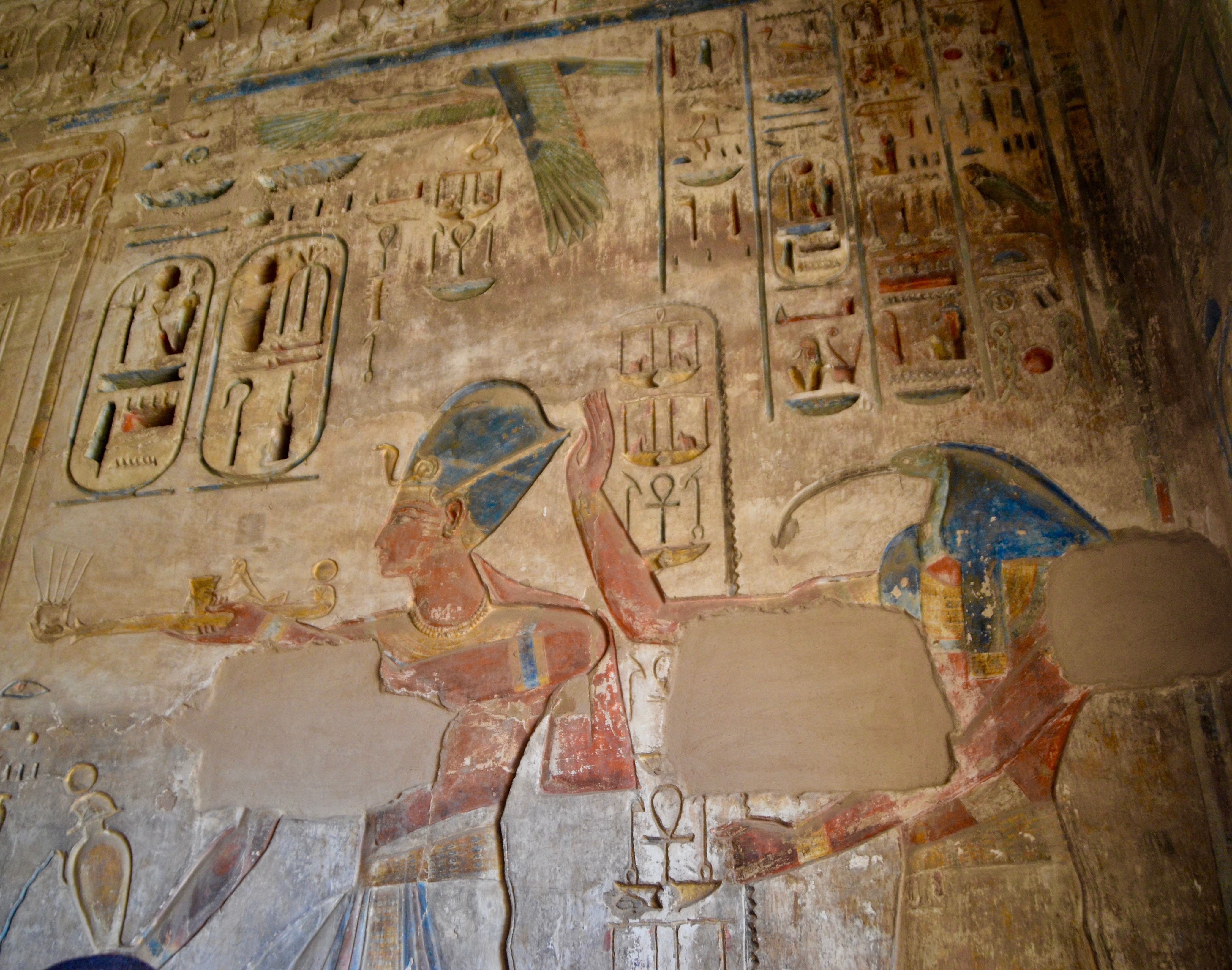 Isis & Thoth