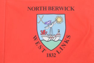 North Berwick Flag