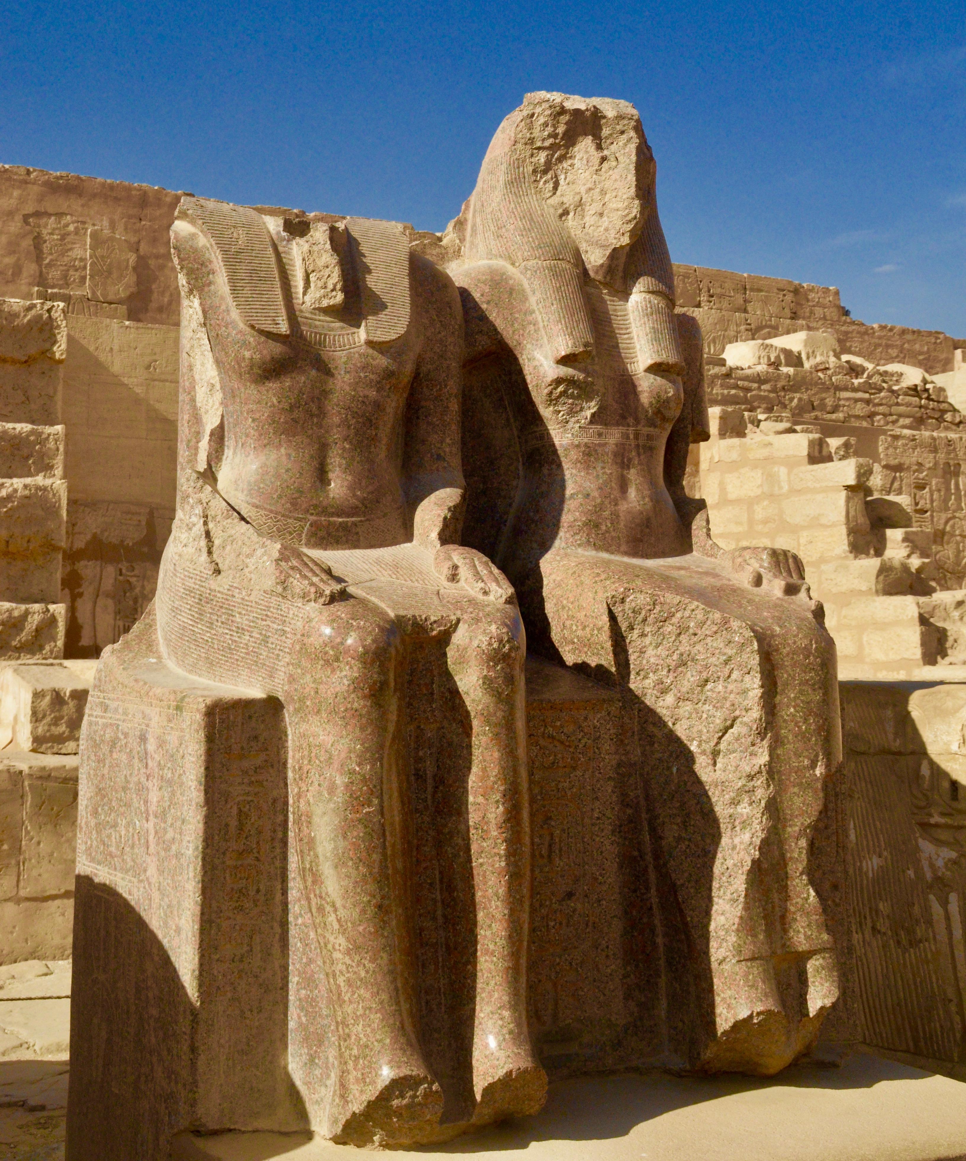 Ramses & his Wife