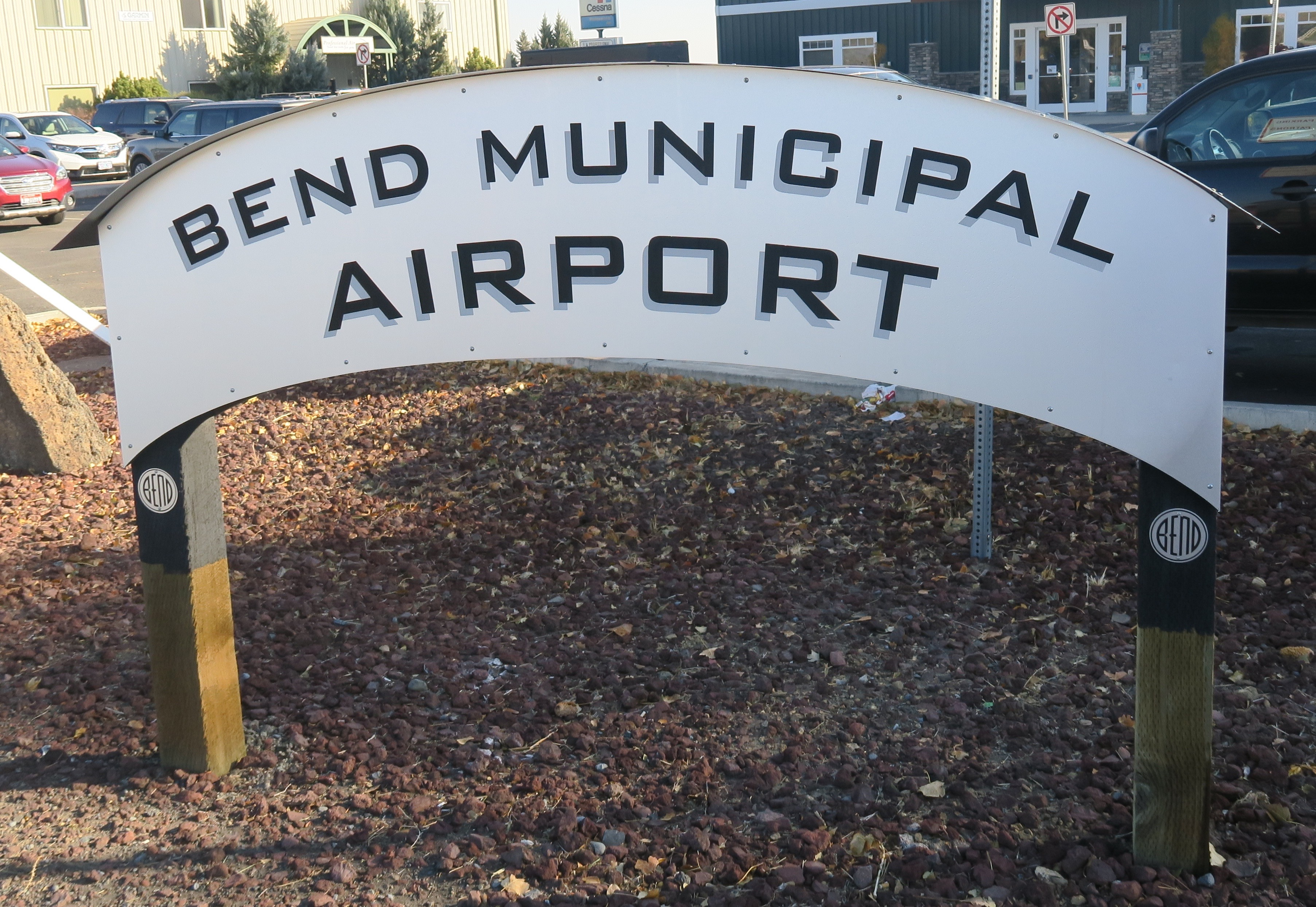Bend Airport