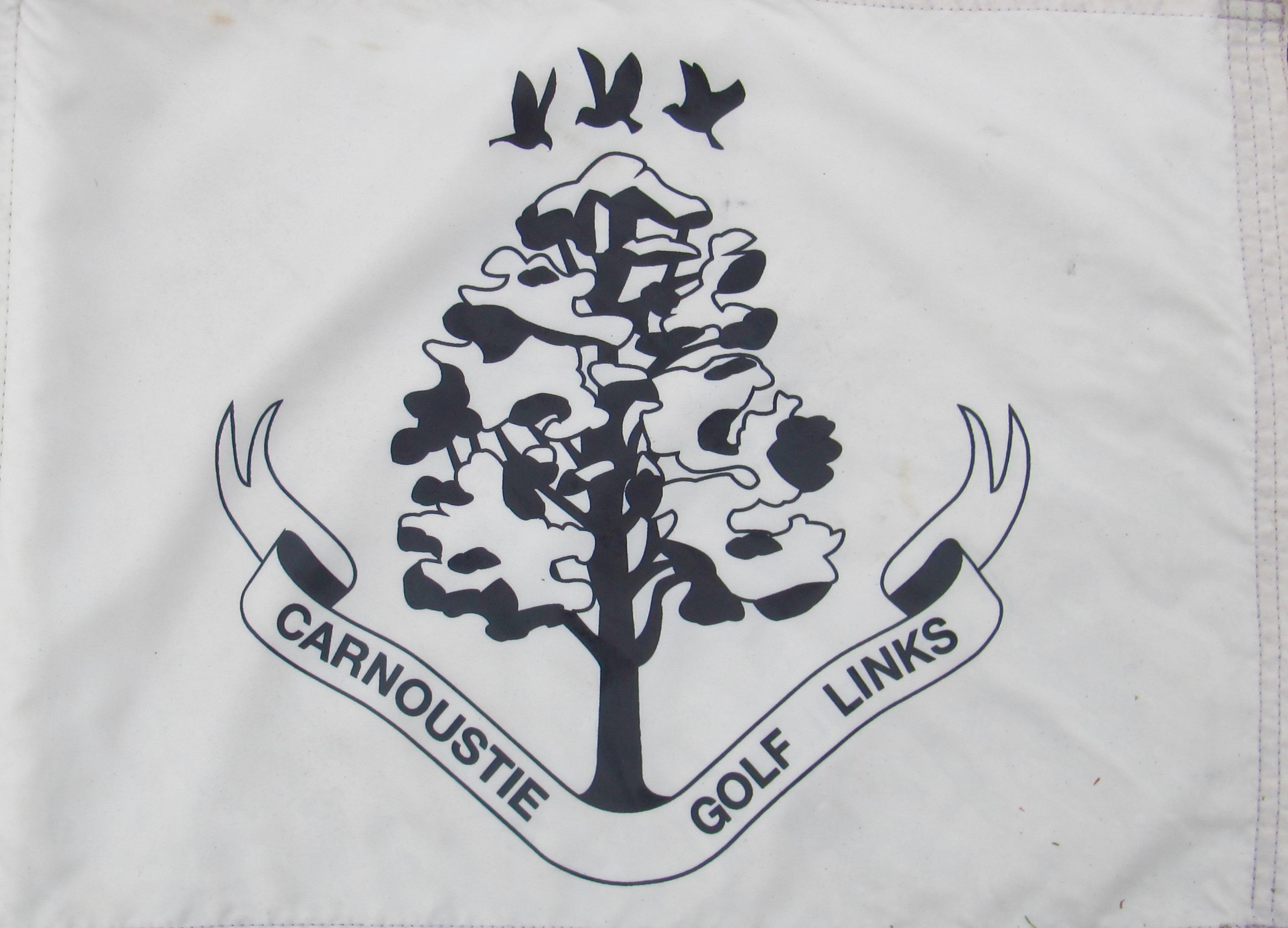 Carnoustie Flag