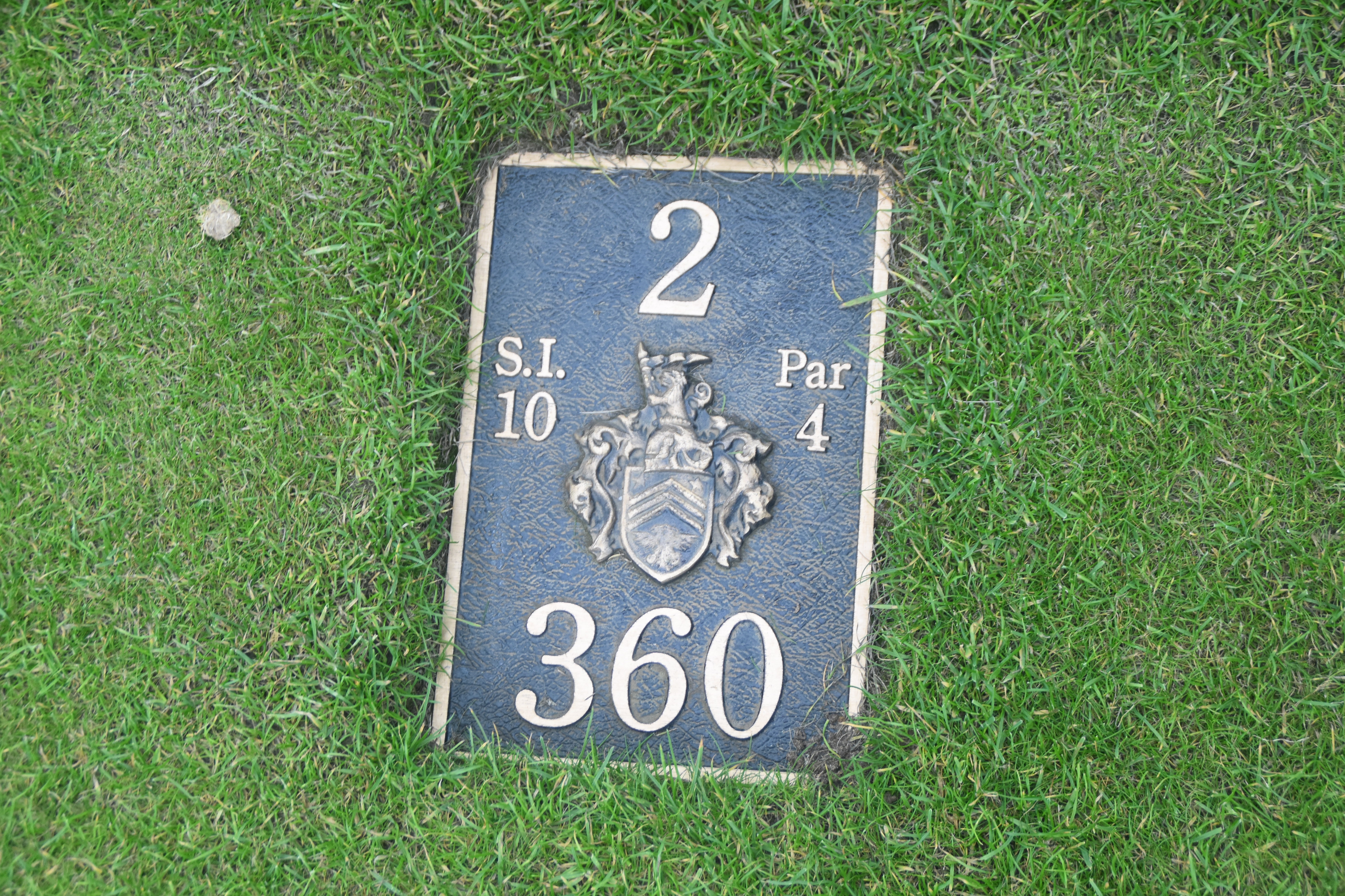 Hole Marker, Turnberry