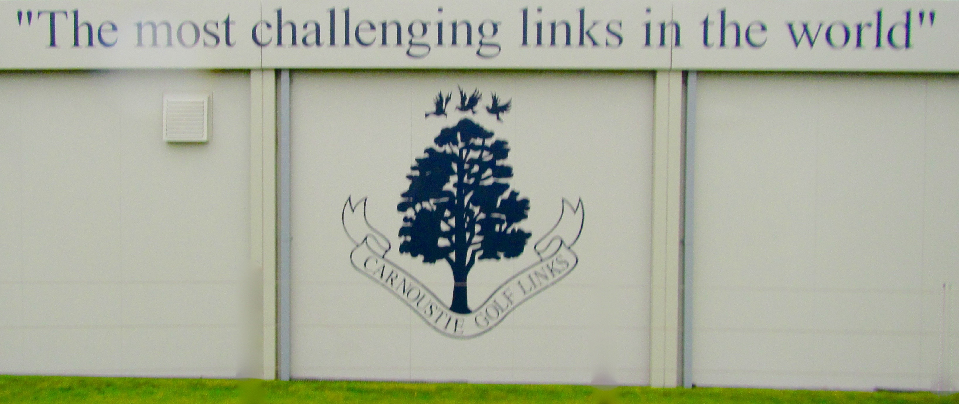 The Most Challenging Links in the World, Carnoustie