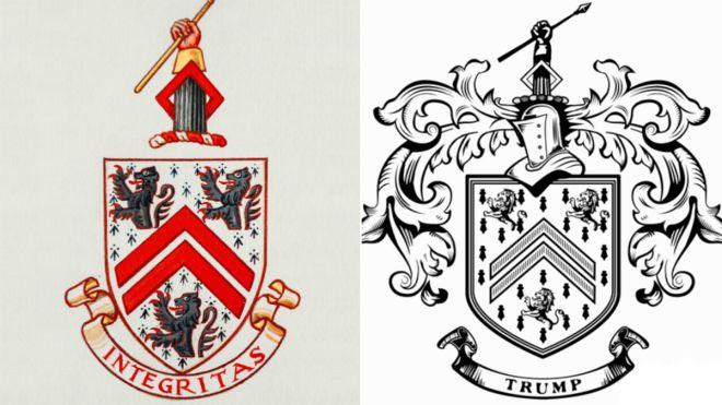 Trump Coat of Arms