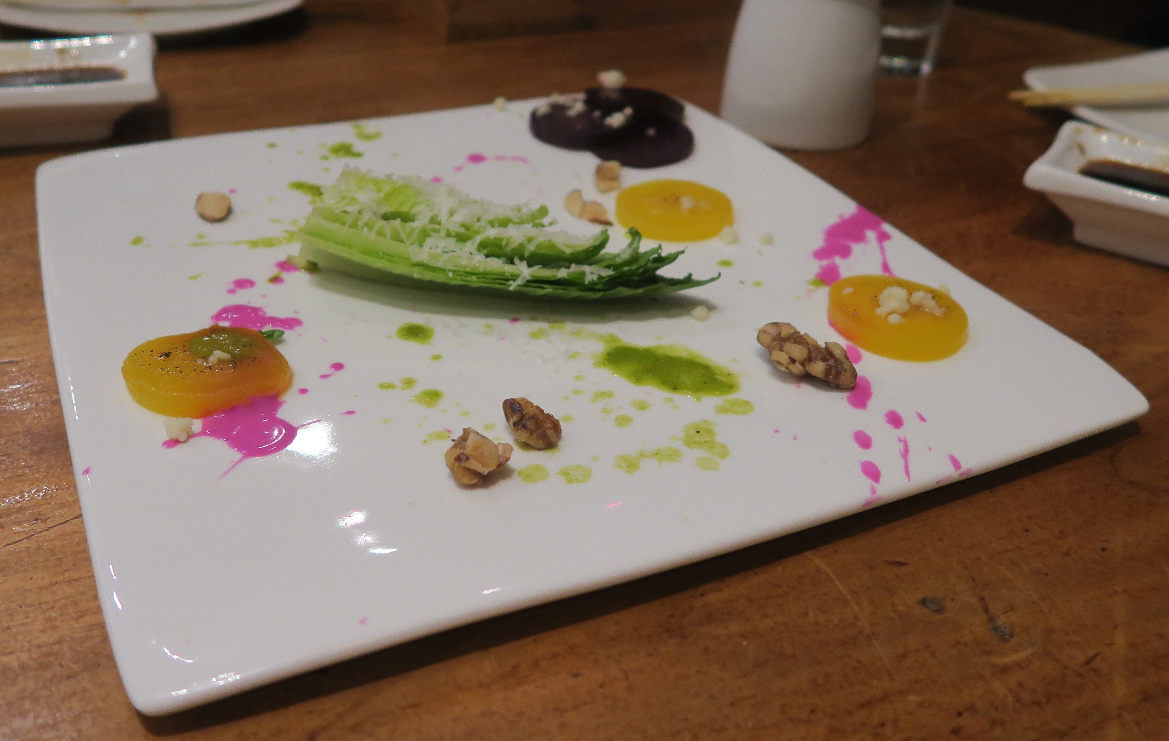 Romaine Salad, 5 Fusion