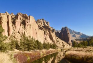 Crooked River Valley, Smith Rock State Park