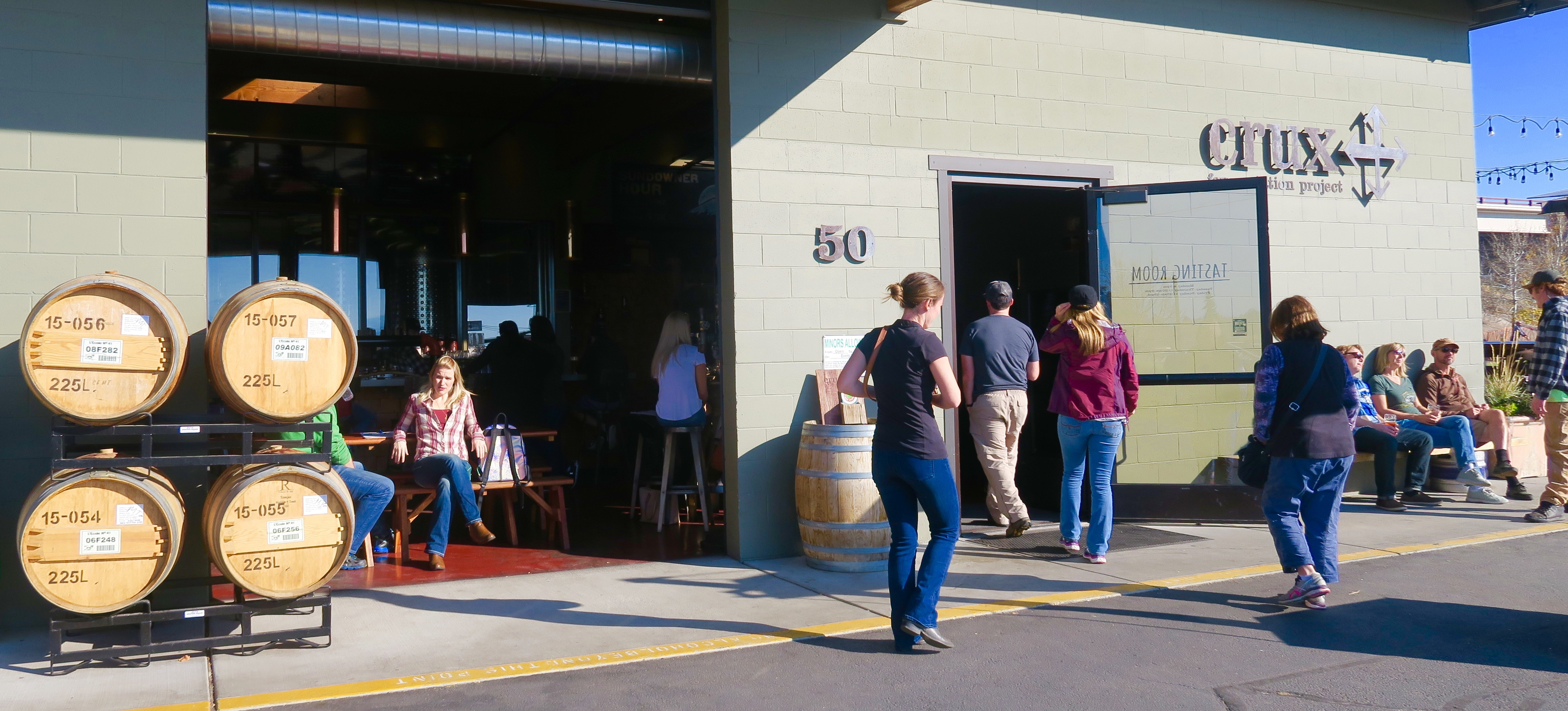 Crux Brewery, Bend