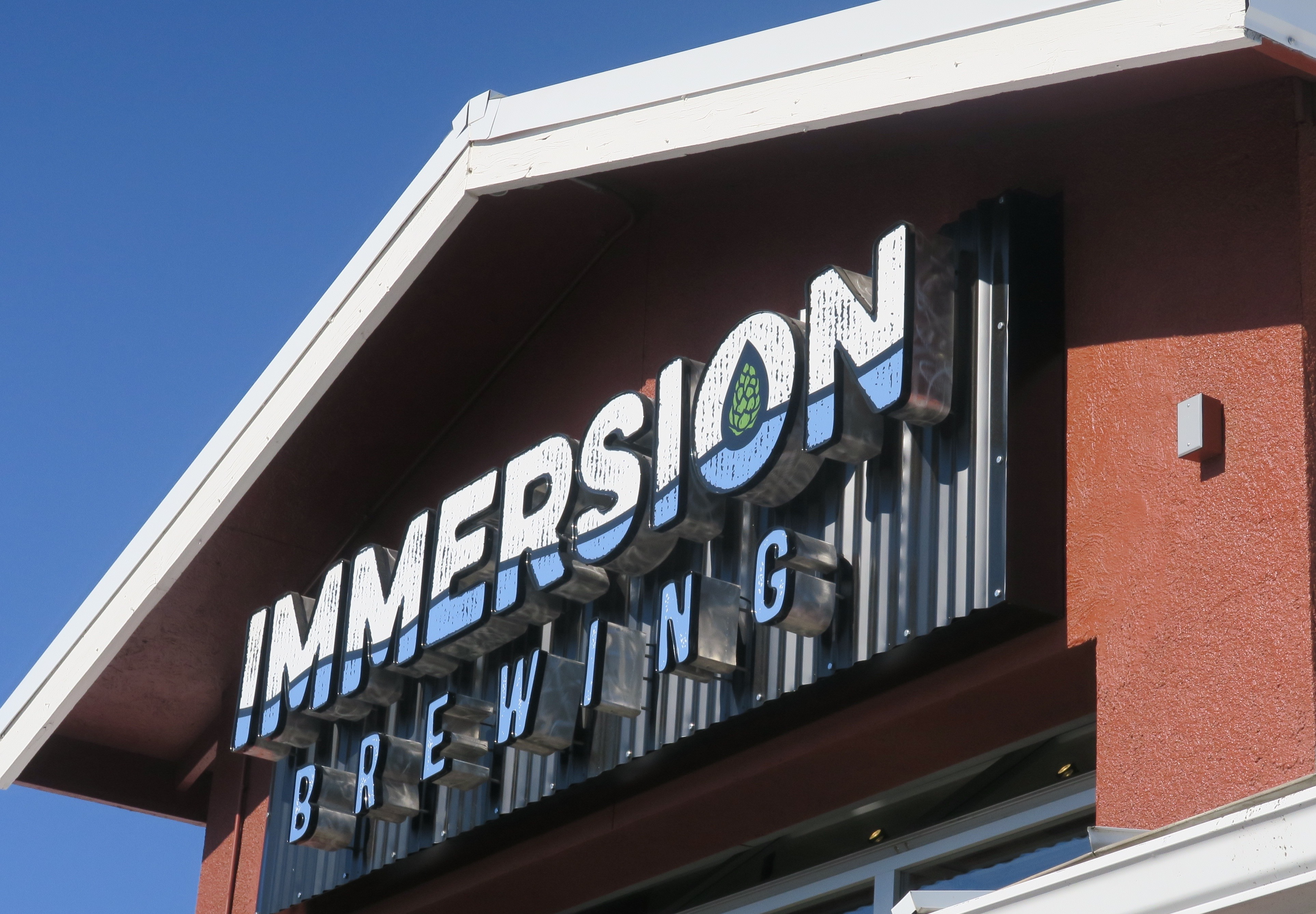 Immersion Brewing, Bend
