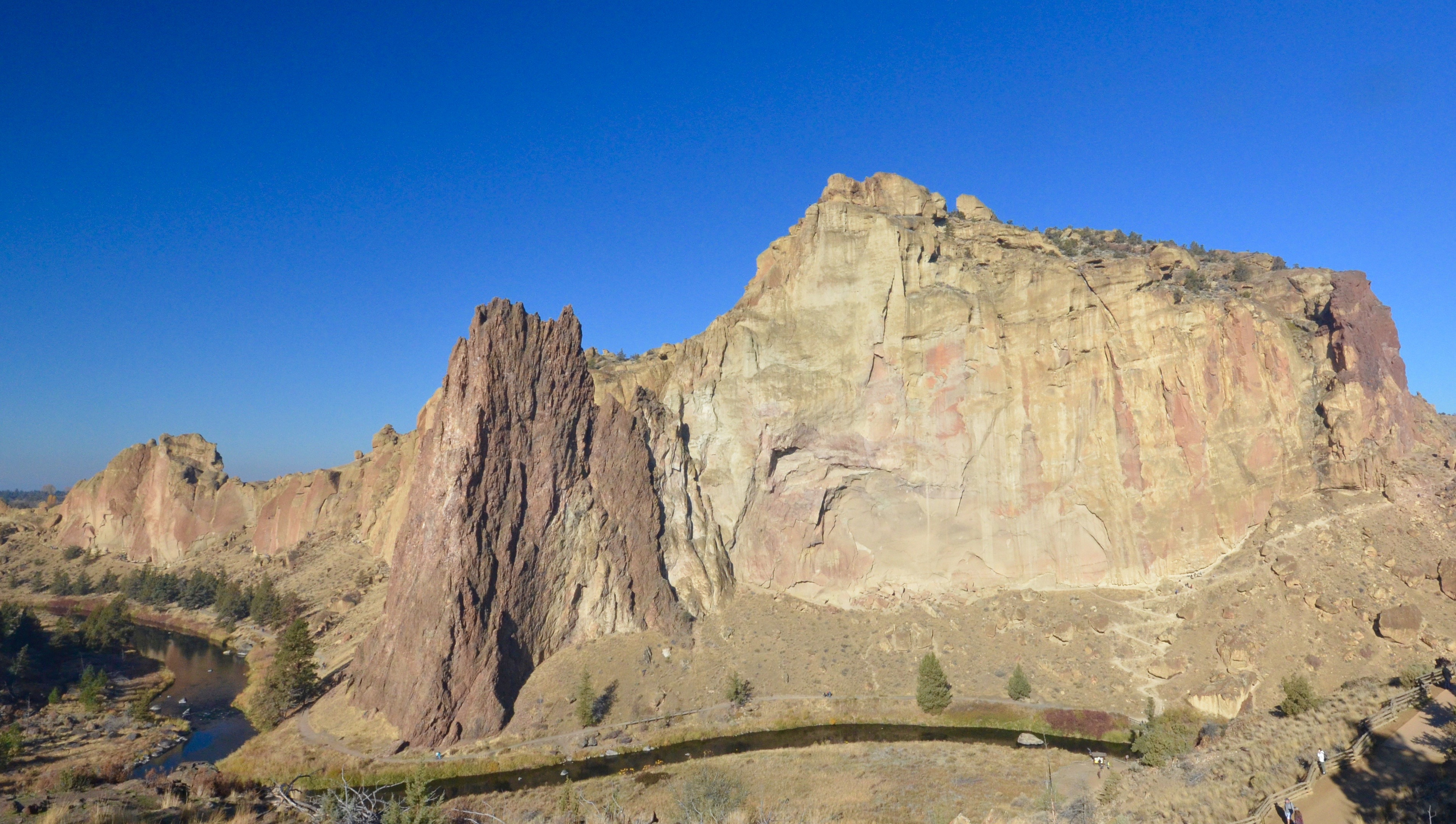 Smith Rock Wide Angle