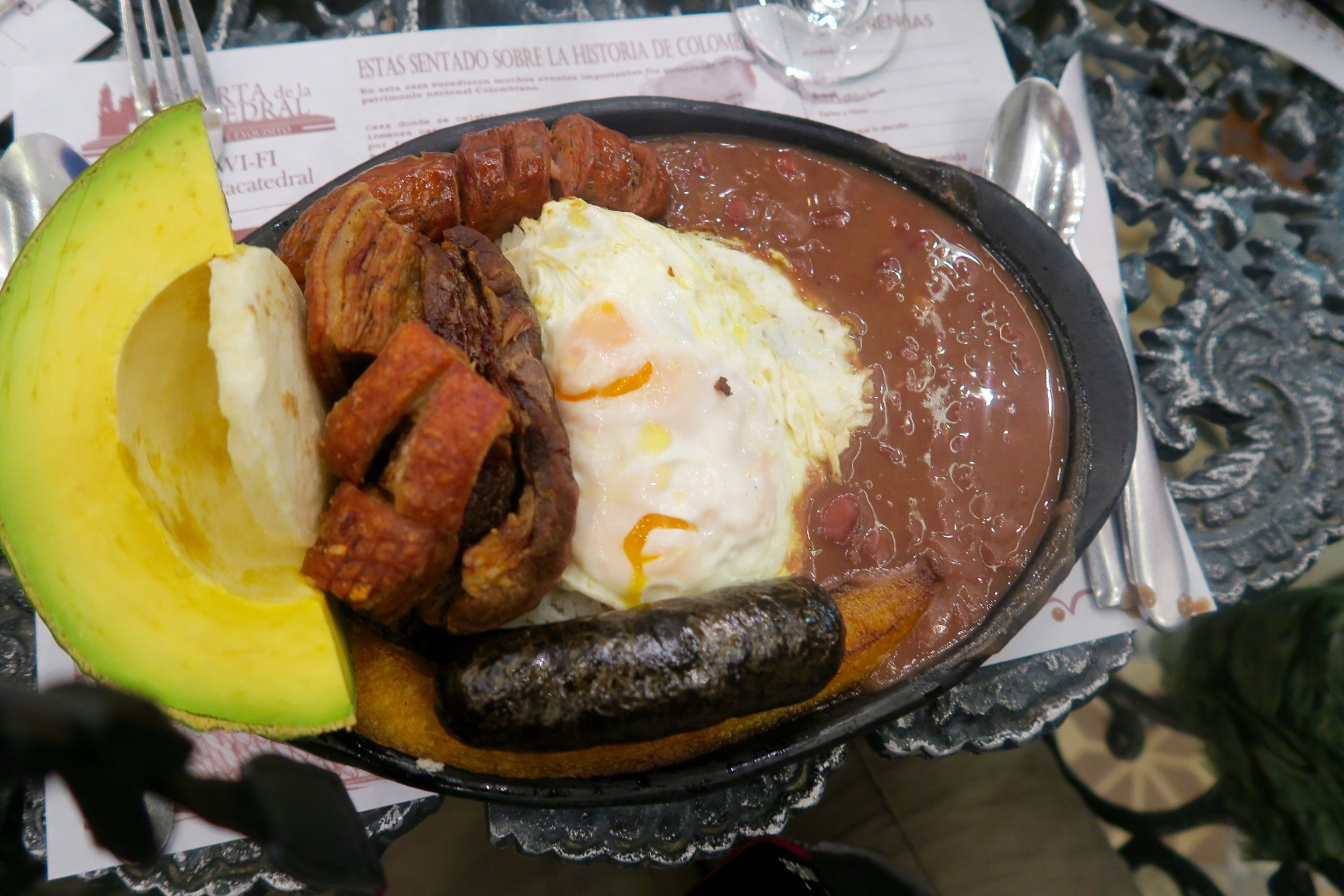 Bogota Pork Stew